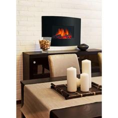 16 awesome fireplace logs images wall mounted fireplace fireplace rh pinterest com