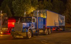 Trucking Grass Lake, Truck Transport, Driving Force, Transportation, Trucks, Vehicles, Nova, Storage, Photos