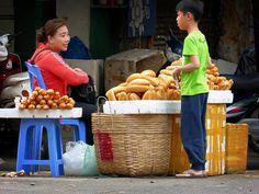 Banh My by Marco Sarli www.emporiumhanoi.com #Hanoi #Vietnam #photo #photography #street life #travel #holiday #shopping