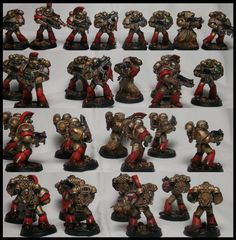 Beasts of War | Groups | Hobby & Painting Town Square | Forum | Minotaurs Space Marine Chapter + More!