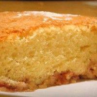 Gâteau aux fraises Aardbeiengebak : Recepten van Domy
