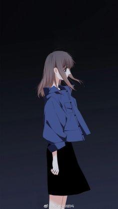 Anime Girl Cute, Beautiful Anime Girl, Anime Art Girl, Anime Couples Manga, Cute Anime Couples, Manga Anime, Anime Love Couple, Couple Cartoon, Cute Wallpapers