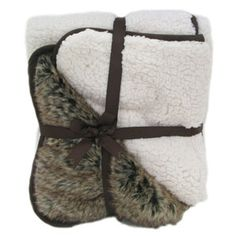 Teddy's Faux Fur Dog Throw Blanket by Pets at Home | Pets at Home