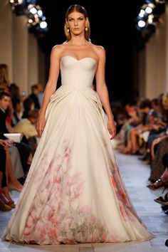 Zac Posen. 10 Wedding-Worthy Dresses, Fresh From the New York Fashion Week Runways: Save the Date