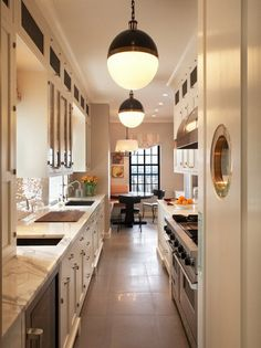 Galley Kitchen Designs Modern Kitchen Ideas White Cabinets Kitchen Lighting  Ideas