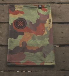 New NXTZ Dry TX 1-Layer Tube Color Camo snowboard neck gaiter facemask Msrp$22 #AsStated