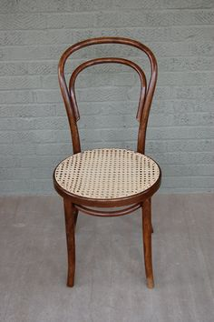 Vintage Thonet 14 Bentwood Cafe Style Chair by PursuingVintage1