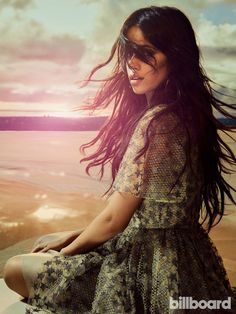 Camila Cabello first made a name for herself as a member of the supergroup Fifth Harmony, but since leaving the […] Demi Lovato, Havana, Cover Shoot, Fifth Harmony Camren, Best Dance, Best Friend Pictures, Two Piece Dress, Her Music, Selena Gomez