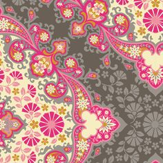 Joel Dewberry fabric · Kaleidoscope · Pink // want this!