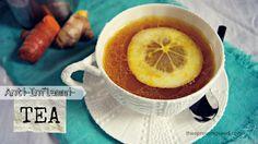 Anti-Inflammi-TEA (Turmeric Tea) - The Sprouting Seed