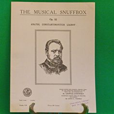 1923 Art Publication Society Teacher's Library Sheet Music, Issue 644