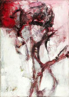 Ernesto DEIRA - (1928 -1986)  Sin título (1963) - Óleo sobre tela de 70 x 50 cm. - Mixed Media, Abstract Art, Wall, Artwork, Painting, Oil On Canvas, Abstract Expressionism, Pintura, Art
