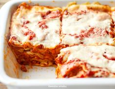 Lasagne bolognese Bolognese, Allrecipes, Lasagna, Food And Drink, Meat, Cooking, Ethnic Recipes, Pierogi, Impreza