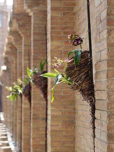 "#CaixaForum #Barcelona ""Design by Bea Beroy"" · Escola d'Art Floral de Catalunya…"