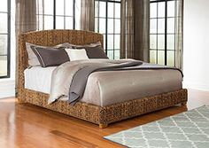 Laughton Natural Queen Bed