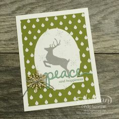 Welcome back to the Stampin' UP Artisan Design Team Blog Hop!    We are just finishing on our October 2015 box from Stampin' UP.    This...