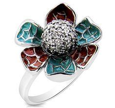 Women's Sterling Silver .925 Green and Red Enamel Flower ... https://www.amazon.com/dp/B01N3SJCIG/ref=cm_sw_r_pi_dp_U_x_8UupAb0ER12D5
