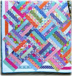 quilts from spain | Terrain Quilt Gorgeous with Kate Spain fabrics by CarleneWestberg