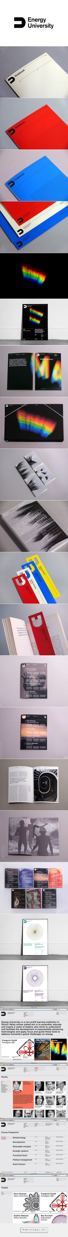 Energy University on Behance... - a grouped images picture - Pin Them All