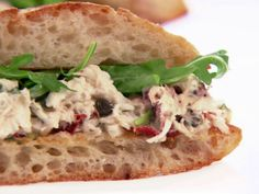 Get this all-star, easy-to-follow Mediterranean Halibut Sandwiches recipe from Giada De Laurentiis
