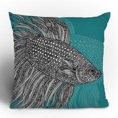 Beta Fish Pillow