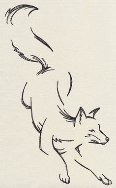 Image result for fox embroidery designs