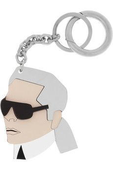 Karl key fob. I want this more than anything in life (fr the next 5 seconds).