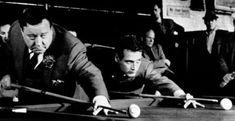 The Hustler......Jackie Gleason and Paul Newman