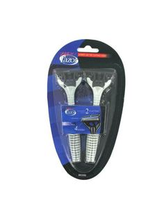 Men's Quadruple Blade Disposable Razors (Available in a pack of 24)