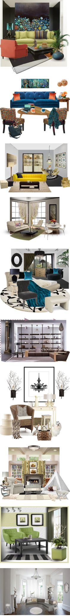 """Top Interior Design Sets for Oct 25th, 2012"" by polyvore ❤ liked on Polyvore"