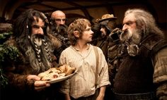 Only A True Man Can Face The 3D Effects For The Hobbit