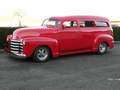 1950 Chevrolet Suburban for sale | Hemmings Motor News