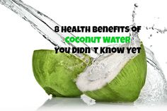 Refreshing, healthy, and nutritious! That's coconut water – the ultimate thirst quencher. Here are 8 health benefits of coconut water.  #coconut #coconutwater #healthyliving #FreshyBag