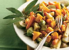 Getting to the Root of Fall's Keeper Veggies