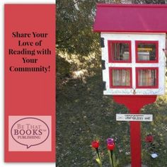 Share Your Love of Reading with Your Community
