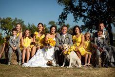 Modern, Rustic, Vintage, Yellow & Grey Ranch Wedding 2 | Bridal Musings