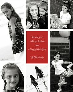 elegant photoshop template for christmas card 5x7 by deeshutterbee