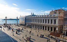 18: St Mark's Square, Venice  Picture: ALAMY