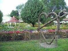 Rockome Gardens Arcola, IL