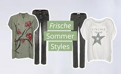 Frische Sommer Styles