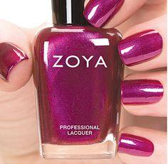 Collections FALL - AUTOMNE : Mason. Une couleur originale qui fait de plus en plus d'adeptes ! #zoya