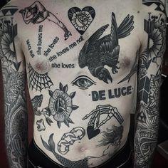 Tattoo by Susanne König