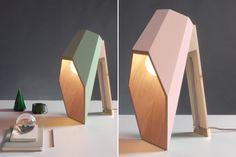 WoodSpot by Alessandro Zambelli - Seletti Cool Lamps, Architecture, Decoration, Lighting Design, Contemporary Design, Sweet Home, House Design, Interior Design, Cool Stuff