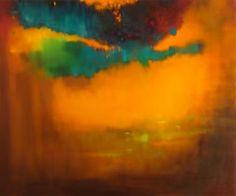 "Saatchi Art Artist Marta Zamarska; Painting, ""Vibrant Opal 2"" #art"