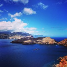 Madeira, Ponta do Sao Lourenco