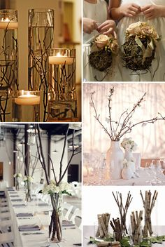 Decorating With Sticks And Twigs