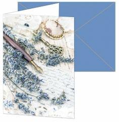 Blahopřání s barevnou obálkou - Heritage Collection č. 21609 GC