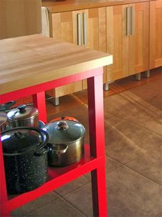 Idee per personalizzare i tavolini LACK di IKEA #IKEAHack