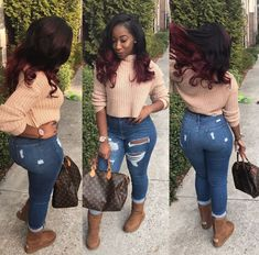Outfits, winter swag outfits, everyday outfits, fashion killa, look fashion Fashion Killa, Look Fashion, Girl Fashion, Fashion Outfits, Fall Winter Outfits, Autumn Winter Fashion, Dope Outfits, Casual Outfits, Look Body