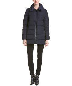 MONCLER Moncler Petrea Down Coat'. #moncler #cloth #coats